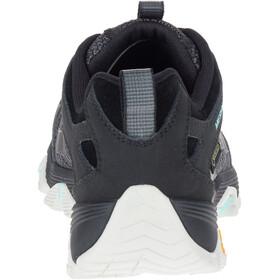 Merrell Moab FST GTX Shoes Women black/teal